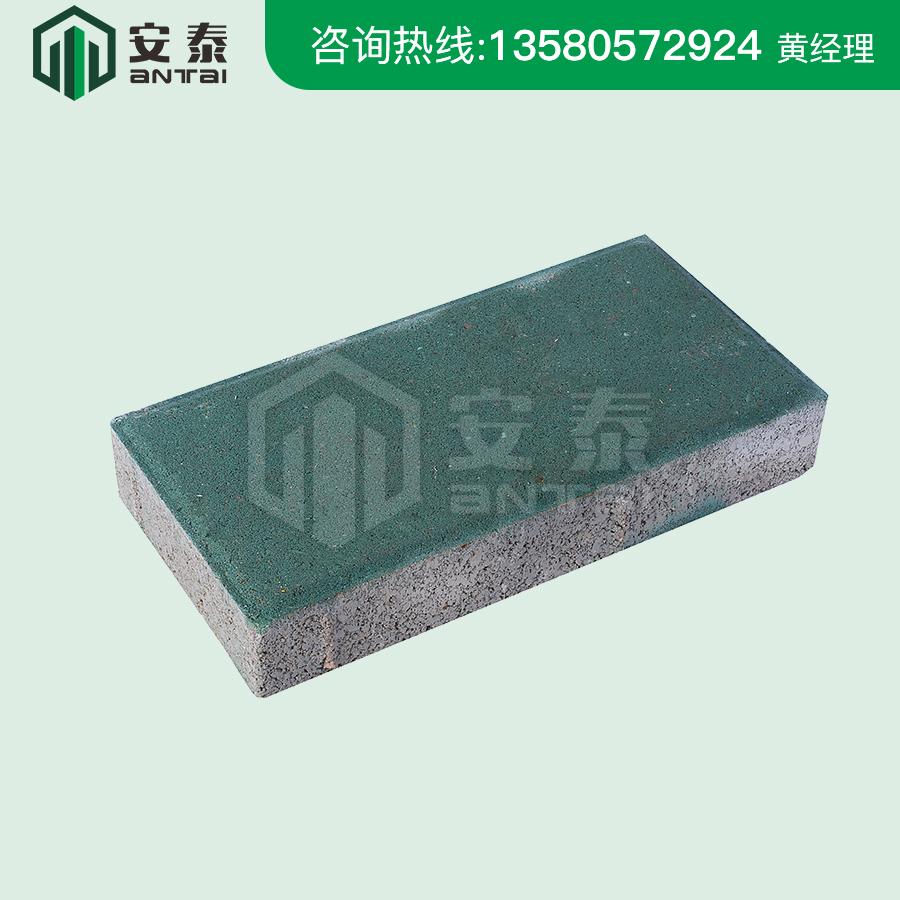 綠色環保彩磚400×200×60mm