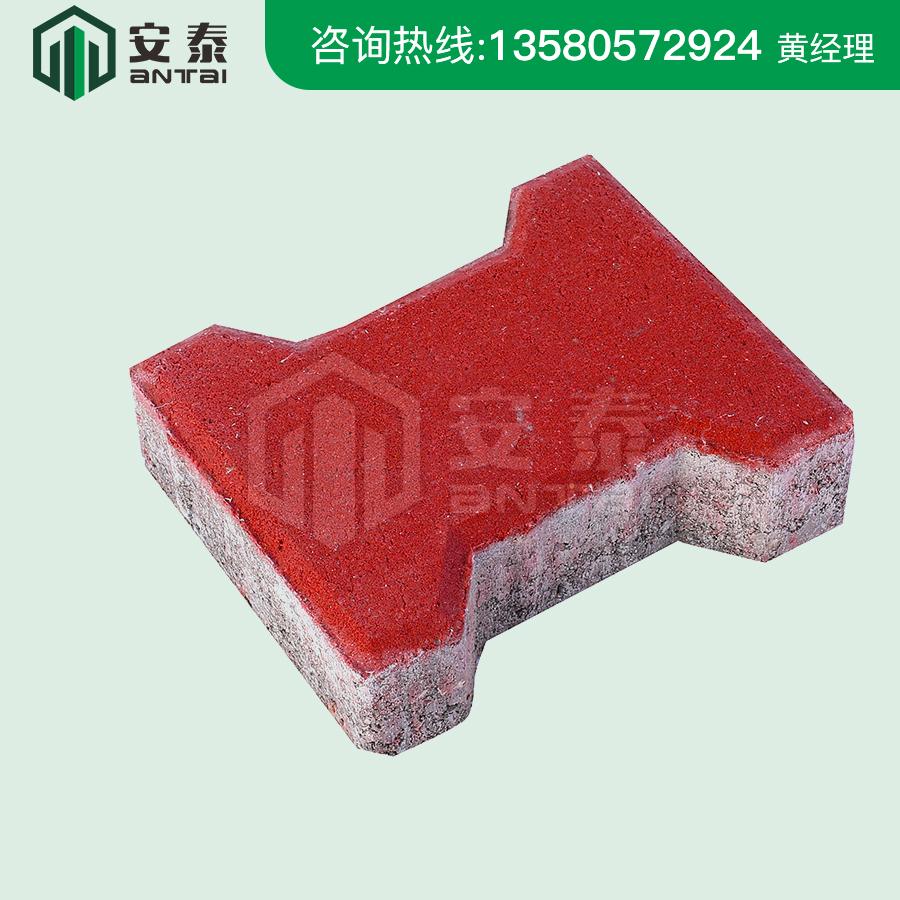 工字型植草磚