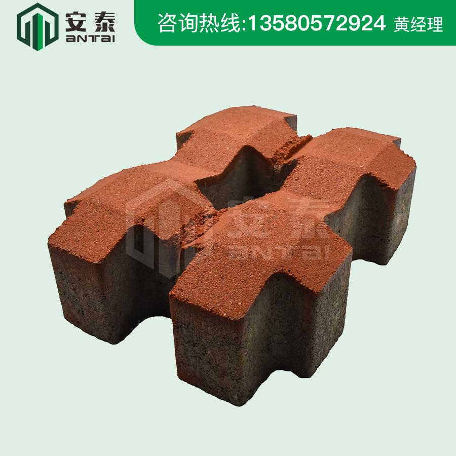 井字型植草磚