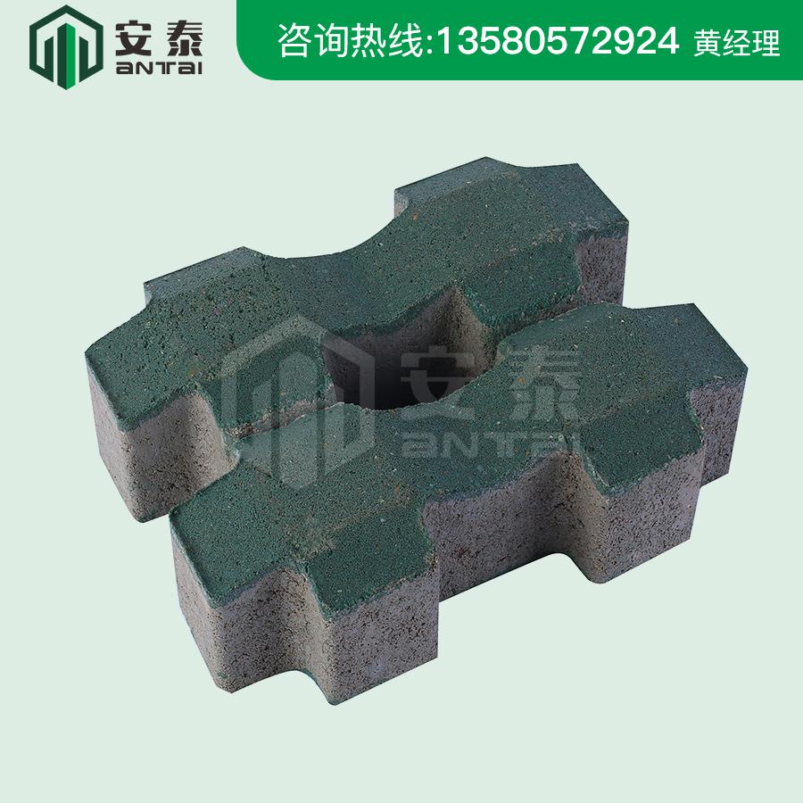 綠色井字磚250×190×80mm